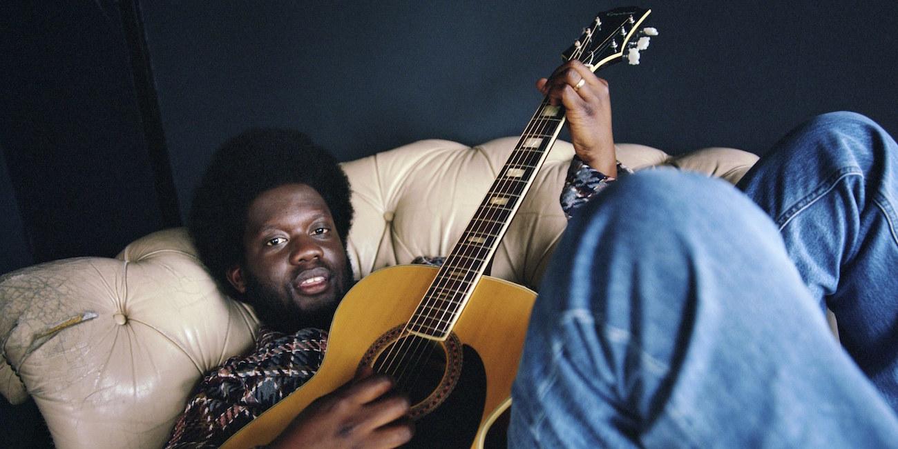 Jotain on ilmassa – ja lontoolainen laulaja-lauluntekijä Michael Kiwanuka on saanut siitä kiinni