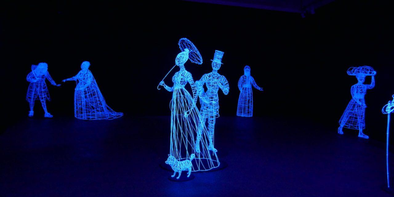 Alexander Reichsteinin näyttely Ajan myötä avaa historian kerroksia vuorovaikutuksellisin keinoin