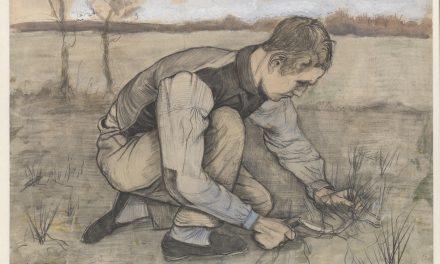 Vincent van Goghin näyttely Didrichsenille ensi vuonna – esillä taitelijan uran alkuvaiheen piirroksia