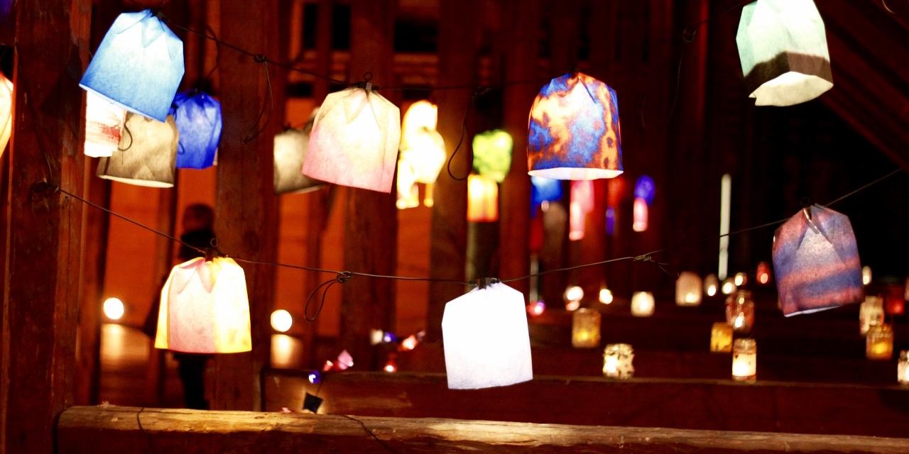 Tulkoon ihana valo! – ValotON-tapahtuma valaisee Seinäjoen pimeää syksyä jo neljännen kerran