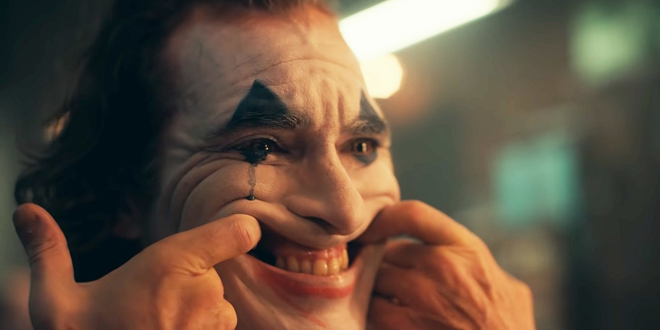 Joaquin Phoenix Joker-elokuvassa.