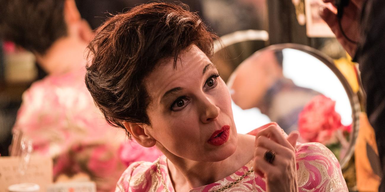 Judy Garlandin elämän vaikeimpia vaiheita raapaistaan pinnallisesti ponnettomassa henkilökuvauksessa