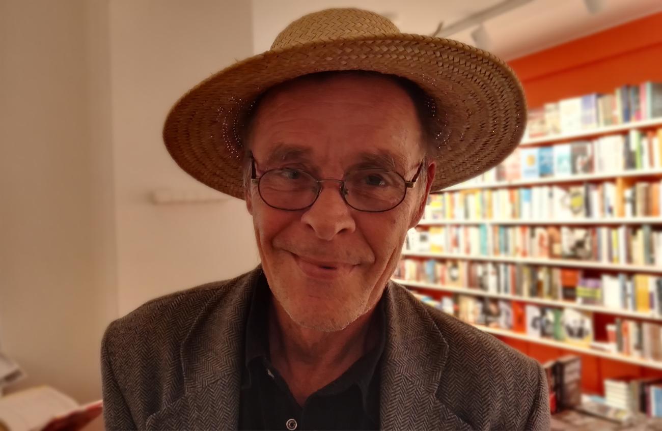J.K. Ihalainen.