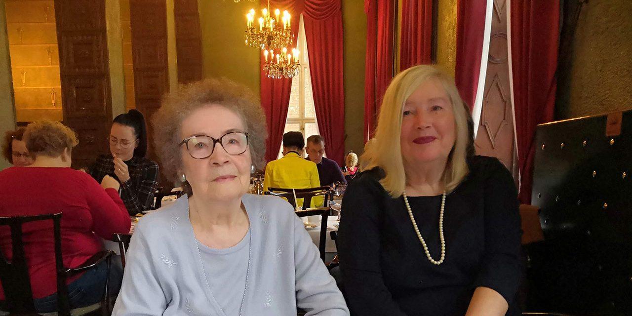 Hotel Tammer keräsi tarinoita: Salme Keskinen, 92, muistaa, että hienona piti olla, jos halusi sisään