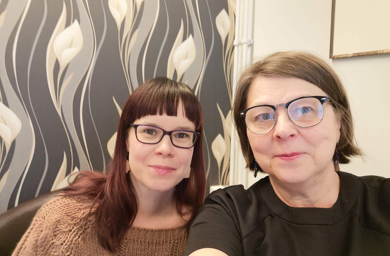 Kulttuuritoimituksen virallinen podcast #6: vieraana kirjailija Terhi Rannela