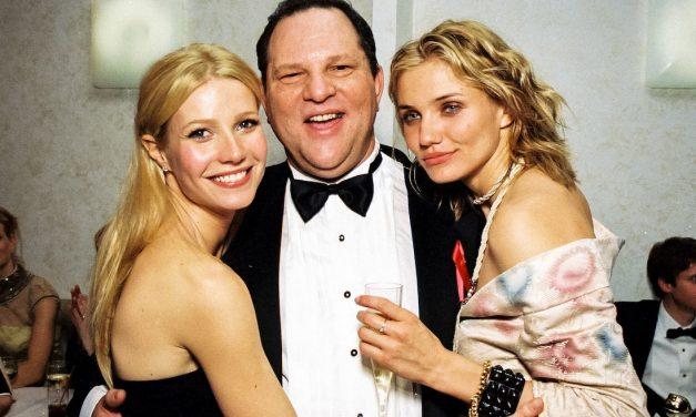 "Harvey Weinstein -dokumentti Areenalle: ""I'm glad I'm the fucking sheriff of this shit ass fucking town"""