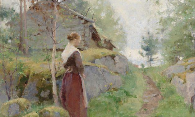 Ateneumissa avautuu laaja Helene Schjerfbeckin näyttely – esillä viisi teosta, joita ei ole nähty Suomessa