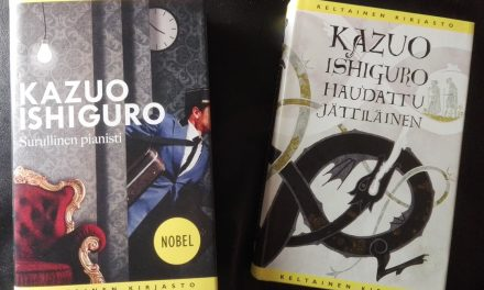 The Ishiguro Project – kaikki tähän mennessä suomennetut Kazuo Ishiguron teokset yhdessä nipussa