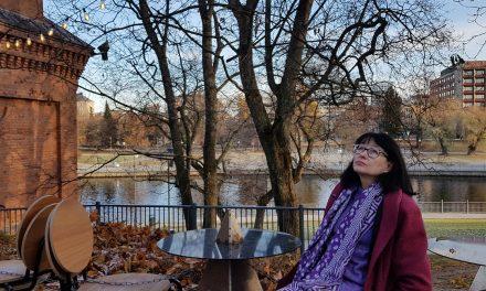 Kulttuuritoimituksesta päivää! Marja-Liisa Torniainen