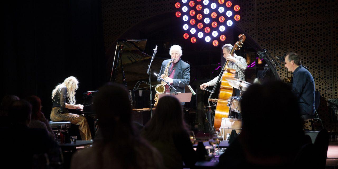 Kypsää, väkevää ja kiihkeää kasvattelua –Iro Haarla Quartet vieraili Tampereen G Livelabissa