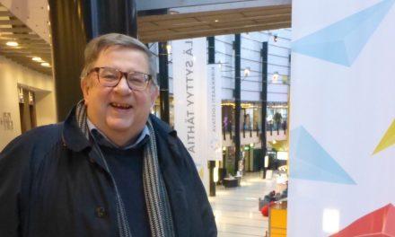 Pertti Rajala on selkokielen pioneeri, joka on julkaissut jo 110 teosta – ja lisää tulee
