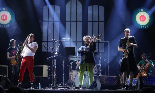Tampere Jazz Happening: Kahjoa progea Ranskasta ja eleganttia modernismia levysoittimien avustuksella