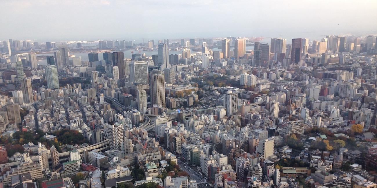 Parasta juuri nyt: Syksyinen Tokio-special!