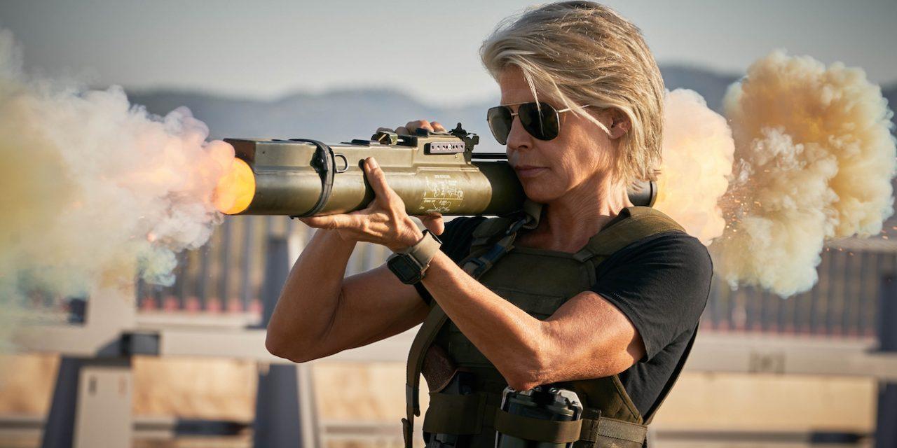 Terminator: Dark Fate -elokuvan toiminta rämpii typerän käsikirjoituksen varassa