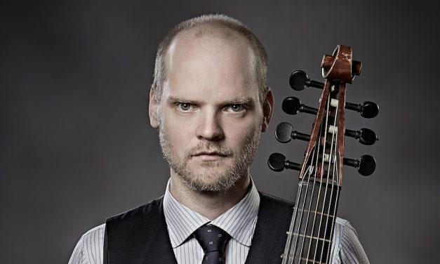 Mikko Perkolan viola da gamba väritti Nuevo Quinteton sointia kiehtovasti syksyn viimeisessä TangoLabissa