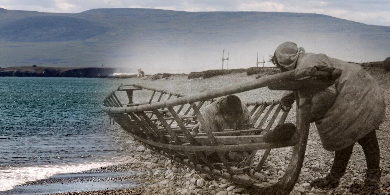 Viikon dokumentti: Pohjankävijäin merkintöjä kuvaa Sakari Pälsin sadan vuoden takaista matkaa Siperiaan