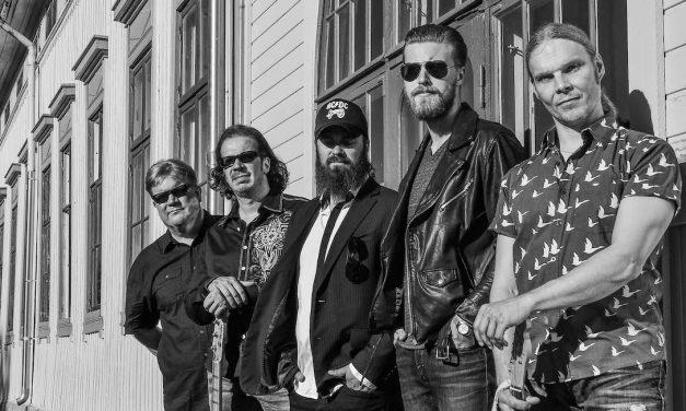 Hurjaan tahtiin Suomessa ja maailmalla keikkaileva Wentus Blues Band aktivoituu tänä iltana Tampereella