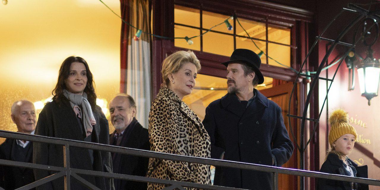 Perhedraamojen mestari kompastuu omaan näppäryyteensä ranskalaisdraamassa Fabiennen muistelmat
