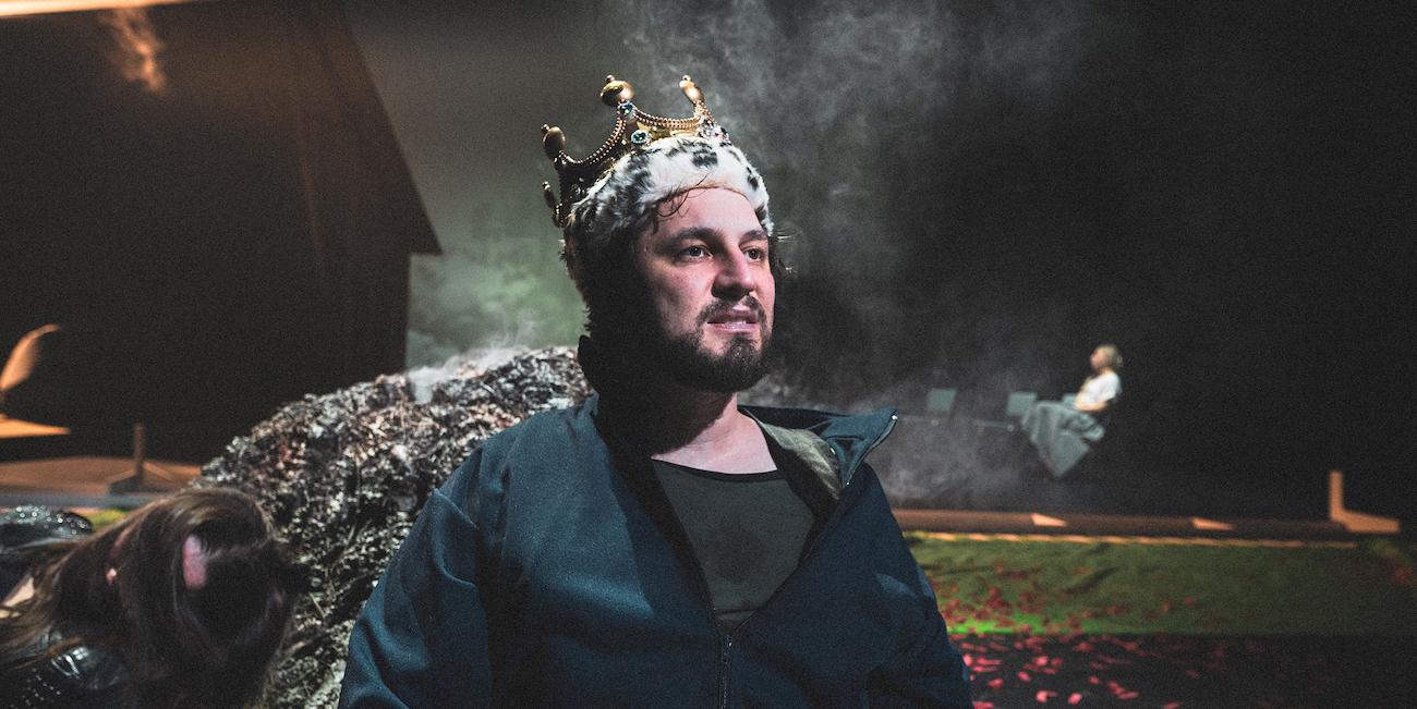 Väärät kuninkaat puhuvat kieltä, jota Jeppekin ymmärtää – arvostelussa TTT:n ensi-ilta Jeppe Niilonpoika