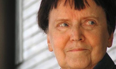 Kulttuuripotretit #21: Mirkka Rekola