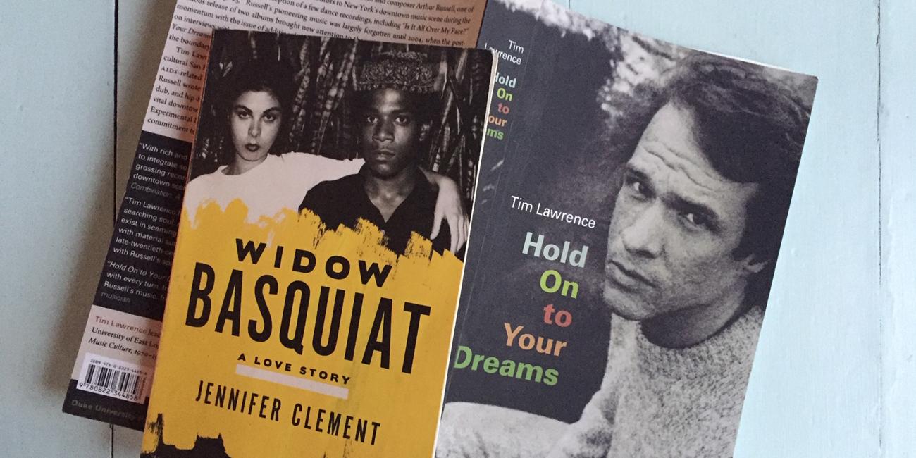 Parasta juuri nyt (19.1.2020): Jean-Michel Basquiat, Arthur Russell, Stina Nordenstam, vegaanihaaste