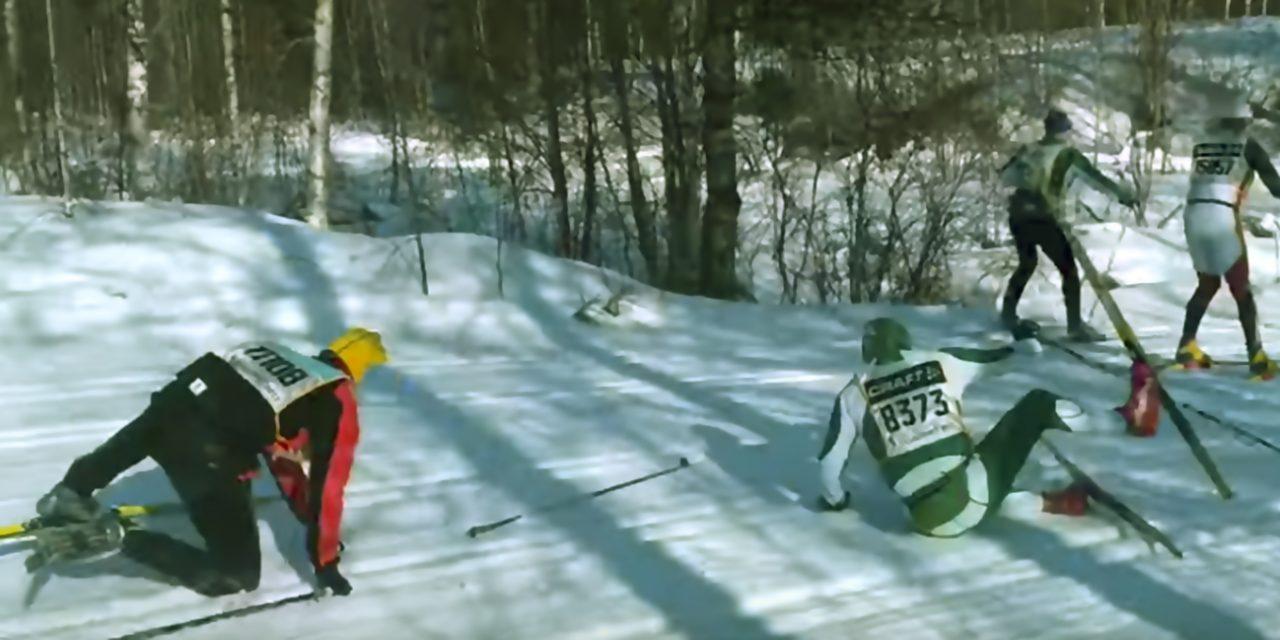 """""""I fäders spår för framtids segrar!"""" – viisi kaikkien aikojen sykähdyttävintä Vasaloppet Crash -videota"""