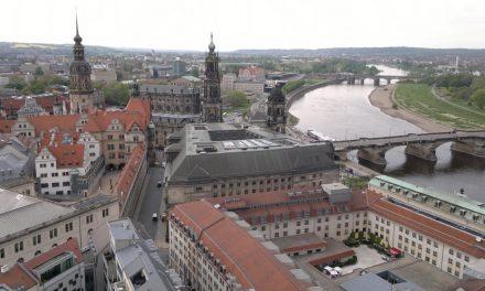 Dresdenin hetki löi 13. helmikuuta 1945 kello 22.03