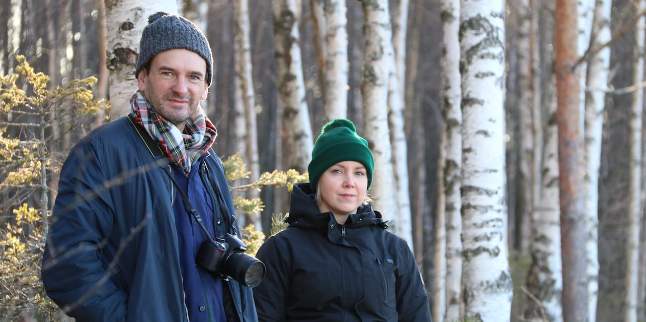 Uusiseelantilainen taiteilija Matthew Cowan etsii Etelä-Pohjanmaalta villiyden lähteitä