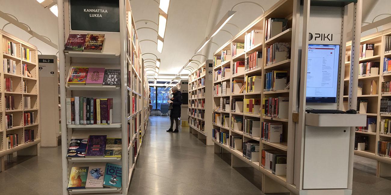 Nyt kannattaa hamstrata kirjoja koko Suomessa, kirjastot yrittävät pysyä auki mahdollisimman pitkään