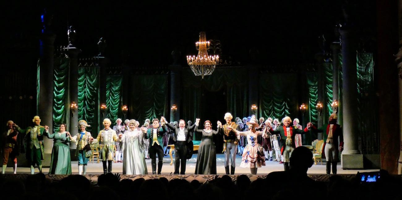 Parasta juuri nyt (3.3.2020): Oopperaa, balettia, Repiniä, Matissea ja jazzia Pietarissa