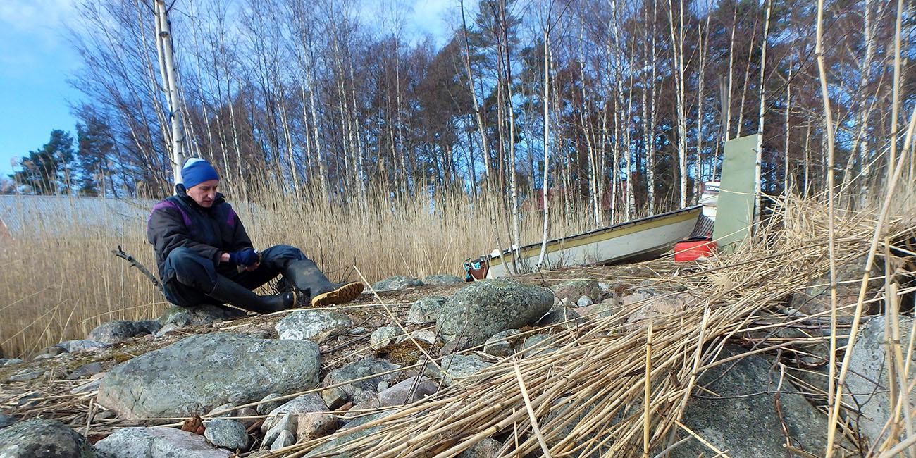 Poikkeustila #2: Kimmo Ylönen, kuvataiteilija