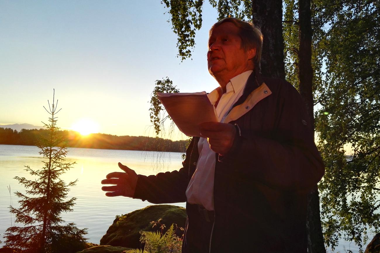 Kulttuuripotretit #30: Ahti Jokinen