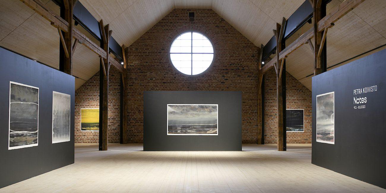 seinajoen taidehalli Petra Koivisto Notes 2020 kuva Jenni Latva e1584103433643