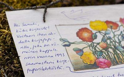 Kirjeitä kulkutaudin ajalta #1: Anni Kytömäki