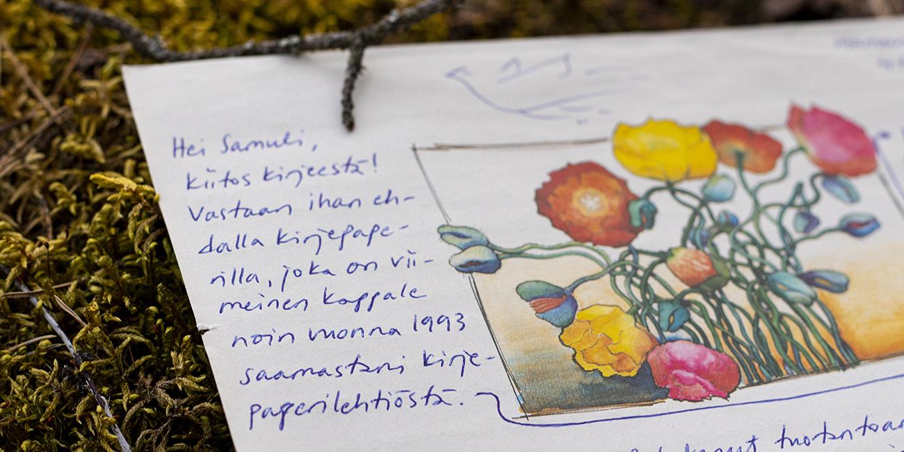 20200410 Kirjeitä kulkutaudin ajalta Anni Kytömäki 07 PÄÄKUVA web