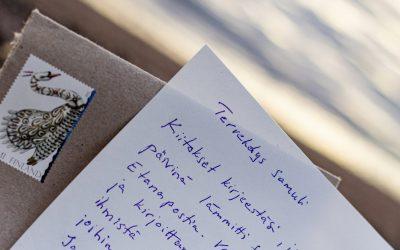 Kirjeitä kulkutaudin ajalta #2: J. K. Ihalainen