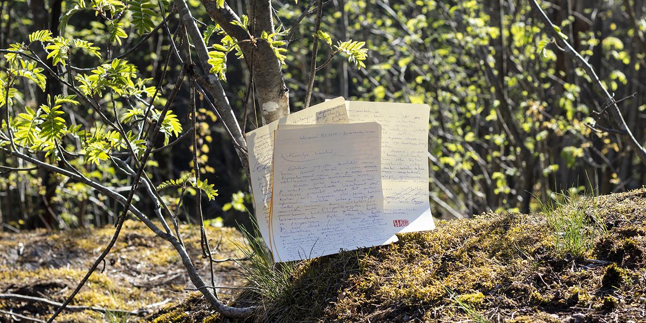 2020 05 22 Kirjeitä kulkutaudin ajalta Mitra Virtaperko 12 PÄÄKUVA web
