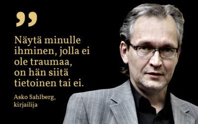 Sunnuntaisitaatti #20: Asko Sahlberg