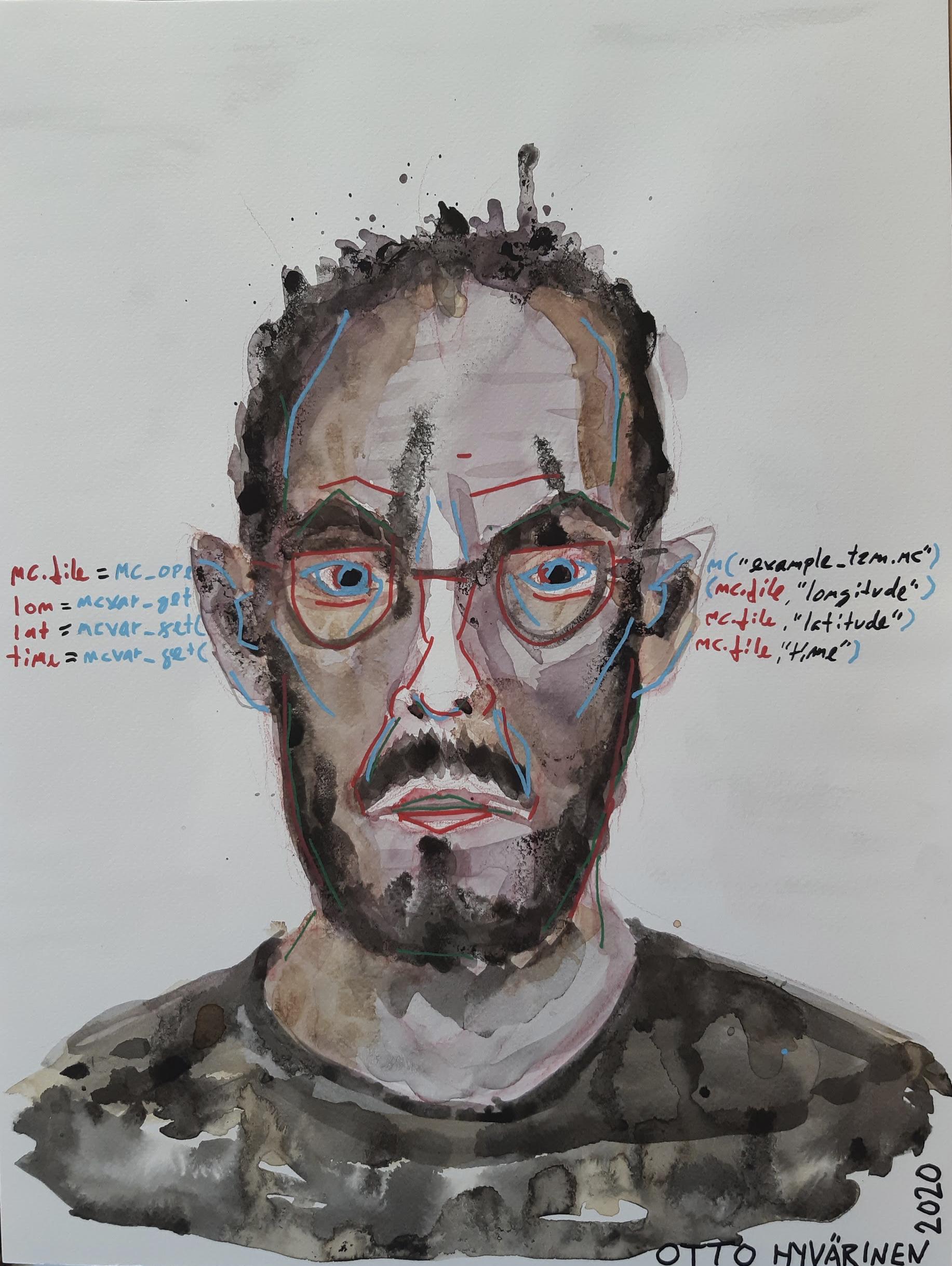 25. Otto Hyvarinen Tutkija
