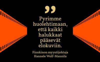 Sunnuntaisitaatti #27: Hannele Wolf-Mannila
