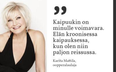 Sunnuntaisitaatti #30: Karita Mattila