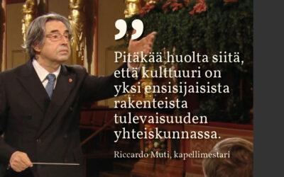 Sunnuntaisitaatti #31: Riccardo Muti