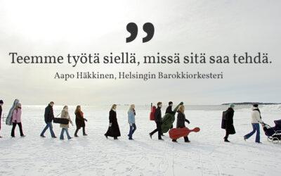 Sunnuntaisitaatti #32: Aapo Häkkinen