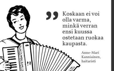 Sunnuntaisitaatti #33: Anne-Mari Kanniainen