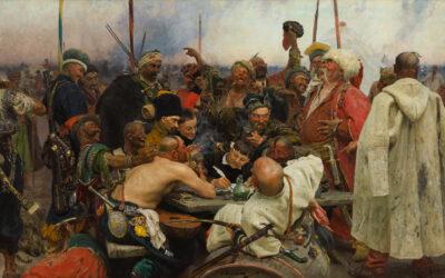 Menneen Venäjän loisto, kurjuus ja kohtalon hetket – Ilja Repin Ateneumissa