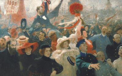Ilja Repinin maalaukset keväällä Ateneumin – tulossa hieno poikkileikkaus taiteilijan urasta, mutta avajaispäivä siirtyy