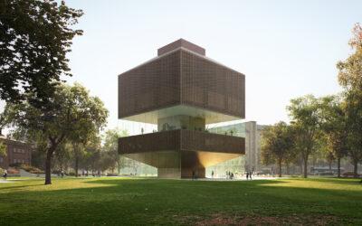 Kohti siiloa – Tampereen taidemuseon laajennus etenee aikataulussa, arkkitehti Erkko Aarti sanoo