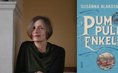 Susanna Alakosken Pumpulienkeli on Suomen työläisnaisten kuvaus, jossa on lähes kaikki kohdallaan