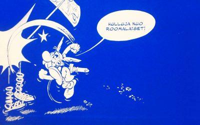 Mikä on kaikkein paras Asterix-albumi? Yksi sarjakuvataiteen suurista arvoituksista on vihdoin ratkaistu
