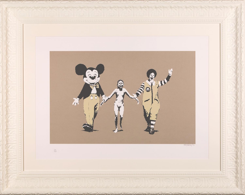 Banksy Napalm